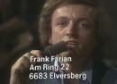 Spring über deinen Schatten, Tommy (ZDF Hitparade 23.10.1976) (VOD)/Frank Farian