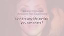 Life Advice/Natalie Imbruglia