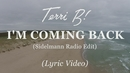 I'm Coming Back (Sidelmann Radio Edit)/Terri B!