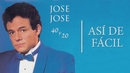 Así de Fácil (Cover Audio)/José José