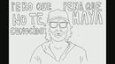 Azul y Blanco (Lyric Video)/El Pescao