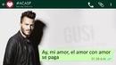 Amor Con Amor Se Paga (Lyric Video)/Gusi