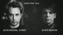 Jean-Michel Jarre with Gary Numan Track Story/Jean-Michel Jarre & Gary Numan