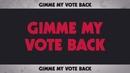 Gimme My Vote Back (C.P.C.D.) (Lyric Video)/Seun Kuti & Egypt 80