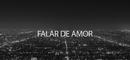 Falar de Amor (Lyric Video)/César Belieny