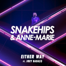 Either Way feat.Joey Bada$$/Snakehips