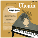 Maryla Jonas: A Piano Recital of Chopin/Maryla Jonas