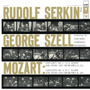 Mozart: Piano Concerto No. 17 in G Major, K. 453 & Piano Concerto No. 25 in C Major, K. 503/Rudolf Serkin