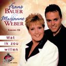 Wat Ik Zou Willen (Karaoke Versie)/Marianne Weber en Frans Bauer