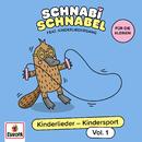 LiederZwerge - Lieder aus dem Eltern-Kind-Turnen/Lena, Felix & die Kita-Kids