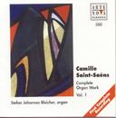 Saint-Saens: Complete Organ Works-Box/Stefan Johannes Bleicher