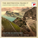 The Beethoven Project - The 5 Piano Concertos & 4 Overtures/Oliver Schnyder