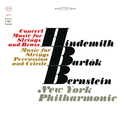 Bartók: Music for Strings, Percussion and Celesta, Sz. 106 - Hindemith: Concert Music for String Orchestra and Brass, Op. 50 (Remastered)/Leonard Bernstein
