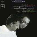 Bartók: Rhapsodies No. 1 and No. 2 - Berg: Violin Concerto (Remastered)/Isaac Stern