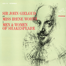 Men & Women of Shakespeare/Sir John Gielgud and Miss Irene Worth