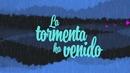 La Tormenta Ha Venido (Lyric Video)/Jimena Ruiz Echazú