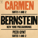 Bizet: Carmen Suites Nos. 1 & 2 - Grieg: Peer Gynt Suites Nos. 1 & 2/Leonard Bernstein