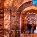 Misterio: Biber & Piazzolla/Lautten Compagney