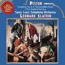 Piston: Symphony No. 6 & The Incredible Flutist & Three New England Sketches/Leonard Slatkin