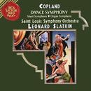Copland: Dance Symphony & Short Symphony & Organ Symphony/Leonard Slatkin