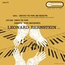 Ravel: Piano Concerto in G Major, M. 83 - Bernstein Seven Anniversaries - Coplan: Piano Sonata - Blitzstein: Dusty Sun - Bernstein: I hate music/Leonard Bernstein