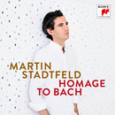 Homage to Bach - 12 Pieces for Piano/VIII. Siciliano in G/Martin Stadtfeld