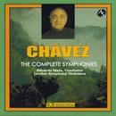 チャベス:交響曲 第1-6番/エドゥアルド・マタ(指揮)/ロンドン交響楽団