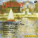 ドビュッシー:前奏曲集 第1・2集/ペーター・フランクル(ピアノ)/ペーター・フランクル