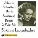 J.S.バッハ:6つの無伴奏ヴァイオリン・ソナタ/スザーネ・ラウテンバッハー(ヴァイオリン)/スザーネ・ラウテンバッハー