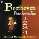ベートーヴェン:ピアノ・ソナタ 第1・2・3・4番/アルフレッド・ブレンデル