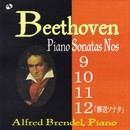 ベートーヴェン:ピアノ・ソナタ 第9・10・11・12番/アルフレッド・ブレンデル