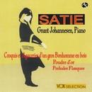 サティ:ピアノ・ミュージック/金の粉/グラント・ヨハンセン