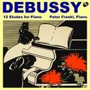 ドビュッシー:12の練習曲/ペーター・フランクル