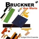ブルックナー:アヴェ・マリア/ロルフ・シュヴァイツァー、シュトゥットガルト・ウインド・アンサンブル&フォルツハイム・モテット合唱団