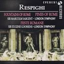 レスピーギ:ローマ3部作/ロンドン交響楽団