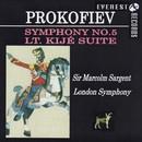プロコフィエフ:交響曲 第5番&キージェ中尉/ロンドン交響楽団