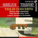 シベリウス&チャイコフスキー:ヴァイオリン協奏曲/ロンドン交響楽団