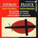 シューマン:ピアノ協奏曲/ロンドン交響楽団