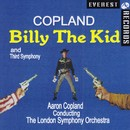 コープランド:ビリー・ザ・キッド/ロンドン交響楽団
