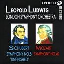 シューベルト:交響曲 第8番「未完成」/モーツァルト:交響曲  第40番/ロンドン交響楽団