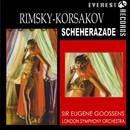 リムスキー=コルサコフ:交響組曲「シェエラザード」/ロンドン交響楽団