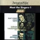 スイングタイム・ビデオ 第4集/キング・コール、サラ、ジェフリーズ、若き日の貴重なヴォーカル版/ヴァリアス・アーティスト