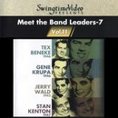 スイングタイム・ビデオ 第11集/'40年代に一斉を風靡した4大白人バンド/ヴァリアス・アーティスト