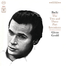 Bach: The Two and Three Part Inventions, BWV 772-801 - Gould Remastered/グレン・グールド