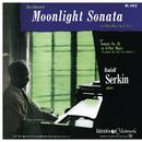 "Beethoven: Piano Sonata No. 14, Op. 27 No. 2 ""Moonlight"", Piano Sonata No. 26, Op. 81a ""Les Adieux"" & Piano Sonata No. 23, Op. 57 ""Appassionata""/Rudolf Serkin"
