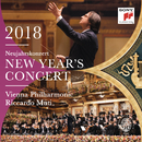 New Year's Concert 2018 / Neujahrskonzert 2018 / Concert du Nouvel An 2018/Riccardo Muti & Wiener Philharmoniker