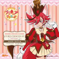 キラキラ☆プリキュアアラモード sweet etude 5 キュアショコラ(CV:森なな子)