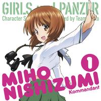 TVアニメ「ガールズ&パンツァー」キャラクターソング vol.1 SCHOOL GIRL、はじめます!