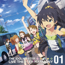 THE IDOLM@STER LIVE THE@TER HARMONY 01/レジェンドデイズ