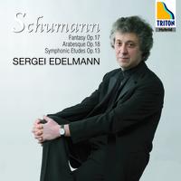シューマン:交響的練習曲 作品 13、幻想曲 作品 17、アラベスク 作品 18